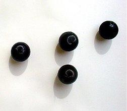 Korálky - textilná korálka, 1,8 cm, 1 ks - 2688291
