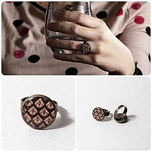 Prstene - prstienok GOLDEN VINTAGE - 2689673