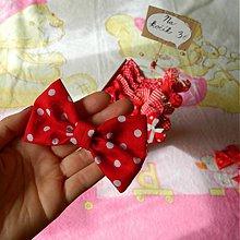 Textil - Niečo červené na kočík - 2691969
