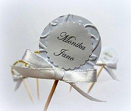 Dekorácie - Špáratka na svadbičku... - 2694421