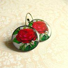 Náušnice - ...Roses - 2695785