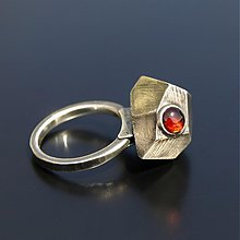 Prstene - granátik - 2698941
