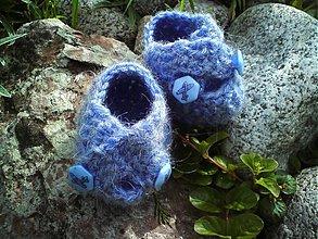 Topánočky - papučky - 2700942