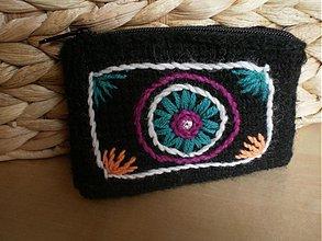 Peňaženky - Etno-peňaženka - malá - 2701547