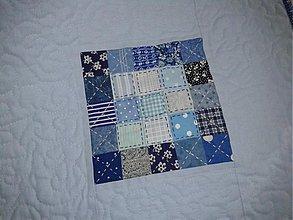 Úžitkový textil - Modrý obrus - 2708194