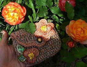 Na mobil - Škoricové kvety  fantázie - 2709927