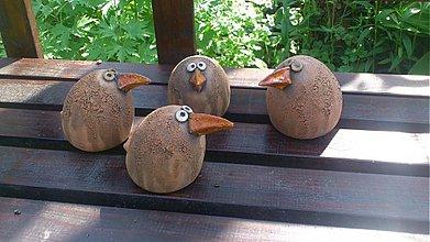Dekorácie - Vták - 2730812