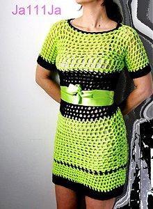 Tuniky - Šik (neon Green) - 2731328