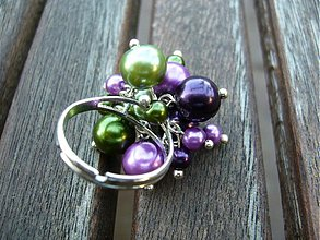Prstene - Prsteň JEDÚFKY - 2732610