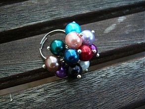 Prstene - Prsteň COLORAMA - 2732663