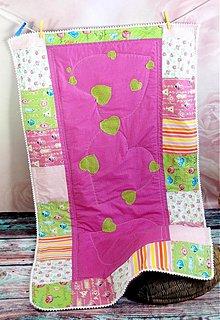 Textil - Prehoz na posteľ - 2733294