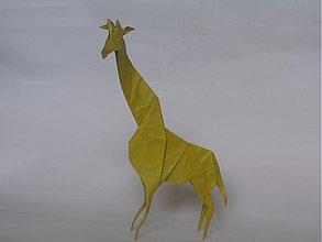 Socha - Žirafa (SK) - 2738025