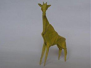 Socha - Žirafa (GH) - 2738037