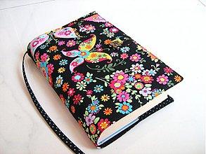 Papiernictvo - Voňavé léto - obal na knihu.... - 2745071