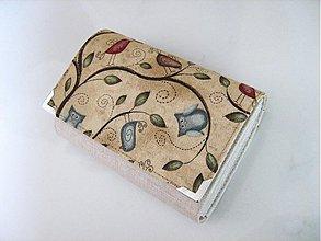 Peňaženky - Pípání a houkání v menším - peněženka - 2745894