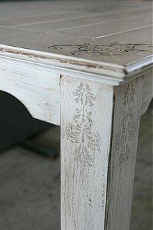 Nábytok - Provensálske stoly - 2748148