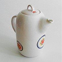 Nádoby - čajník kvet - 2750623