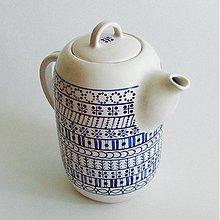 Nádoby - čajník modranska - 2750624