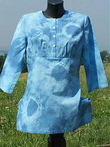 Topy - modrá romantika - pôvodná cena 15Eur - 2753993