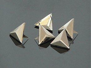 Galantéria - nit na vybíjanie trojuholník - 2756146