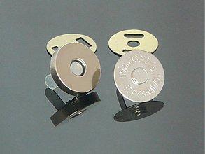 Galantéria - magnetické zapínanie - 2756177