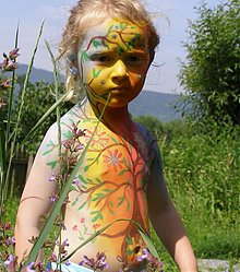 Kurzy - Workshop - facepainting - 2762480