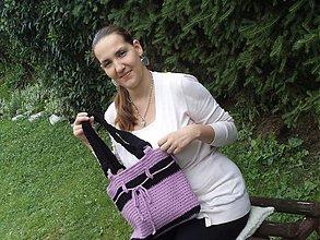 Kabelky - kabelka Marta.....:) Valentinská zľava !!!! - 2762995