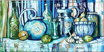 Obrazy - V kuchyni - 2766870