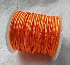 Galantéria - Šujtáš 2,5mm-cca4m (7-copper) - 2769465