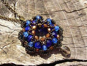 Náhrdelníky - Náhrdelník BLUE MYSTIC - 2769899