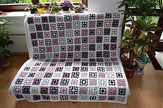 Úžitkový textil - ....kde má koniec nekonečno.... alebo konečne hotovo..:)) - 2775771