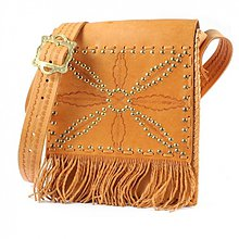 Veľké tašky - Ľudová kožená taška - 2782296