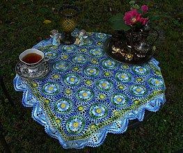Úžitkový textil - Daniela - Háčkované prestieranie - 2785463