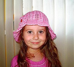 """Detské čiapky - Klobúčik """"Cukríček"""" - 2789008"""