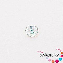 Korálky - RIVOLI 10 mm SWAROVSKI ® ELEMENTS 1122 - crystal - 2790964