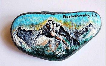 Dekorácie - Gerlachovský štít - 2802576