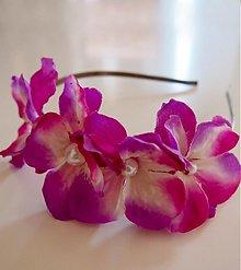Ozdoby do vlasov - Violet - 2805852