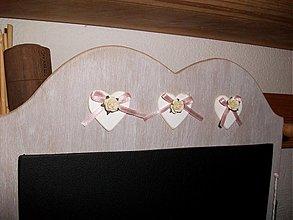 Dekorácie - tabuľka s kriedou  - 2808152