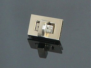 Galantéria - kovové zapínanie 3 - 2809446