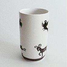 Dekorácie - váza zver - 2820468