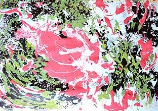 Kurzy - VÍKENDOVKA: abstraktná štrukturálna maľba - 2823419