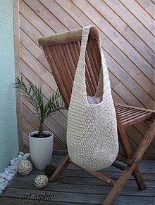 Veľké tašky - Pohodová na plece - bavlnená... - 2831068