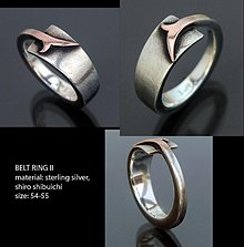 Prstene - Belt ring II - 2832768