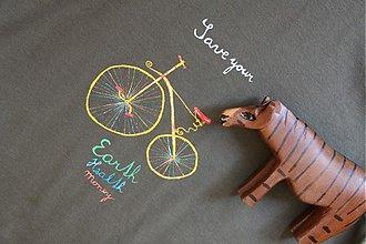 Oblečenie - I want to ride my bicycle /pánske/ - 2840106
