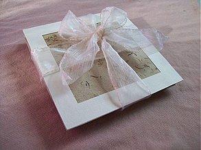 Papiernictvo - Ručný papier - 2842231