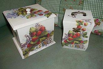 Krabičky - ...jahôdková - 2844720
