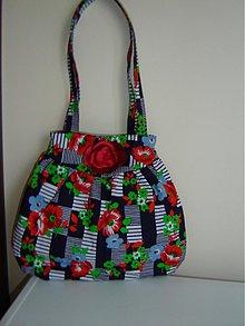Veľké tašky - Flowers - 2846689