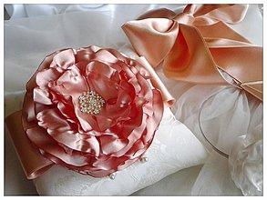 Úžitkový textil - V marhuľkovom na svadbe. - 2848050