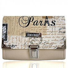 Peňaženky - Third Line Purse no. 152 I love Paris - 2849855