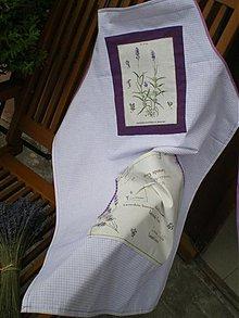 Iné oblečenie - Zástera šitá na objednávku - 2852588